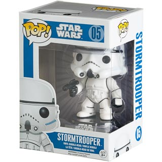 Pop! Star Wars Vinyl Figure - Stormtrooper