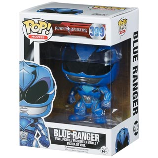 Pop! Heroes Vinyl Figure - Blue Ranger