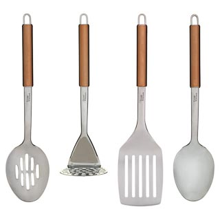 George Wilkinson Copper Utensils - Slotted Spatula