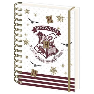 A5 Harry Potter Notebook
