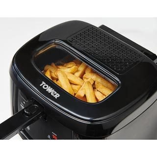 Tower Fryer 2.5L - Black