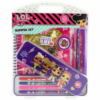 LOL Bumper Stationery Set 11pc