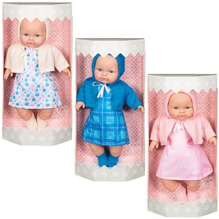 Boutique Baby Doll - Blue