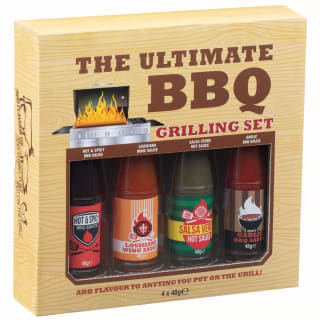 The Ultimate BBQ Grilling Set 4pk