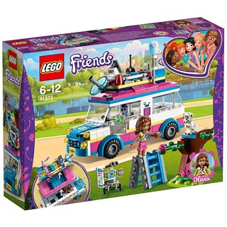 LEGO Friends Olivia's Mission Vehicle