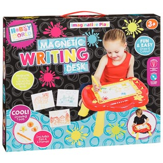 Hobby World Magnetic Writing Desk