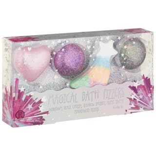 Magical Bath Fizzers 4pk