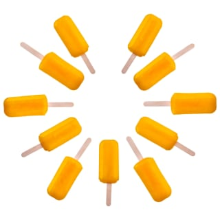 Zingy Orange Lollies 8pk