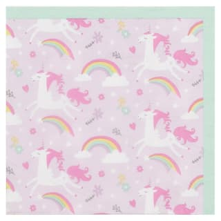 Kids Party Napkins 30pk - Unicorn