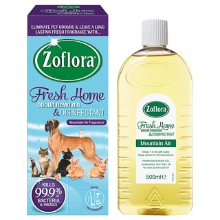 Zoflora Odour Remover & Disinfectant - Mountain Air