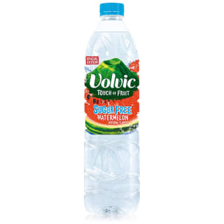 Volvic Touch of Fruit Sugar Free 1.5L - Watermelon