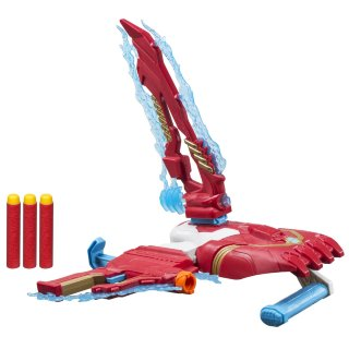 Marvel Armored Avenger Iron Man Nerf Gauntlet