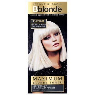Bblonde Maximum Colour Toner - Platinum