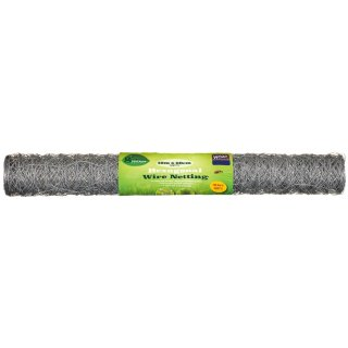 Hexagonal Wire Netting 10 x 0.6m