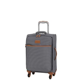 Beach Stripe Suitcase 56cm