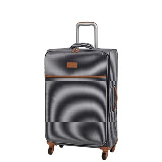 Beach Stripe Suitcase 70cm