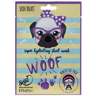 Skin Treats Printed Dog Sheet Mask