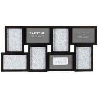 Aperture Photo Frame 8pc - Black