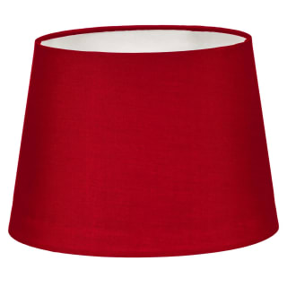 "Tapered Light Shade 9"" - Red"