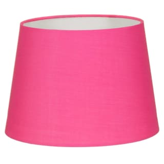 "Tapered Light Shade 9"" - Pink"