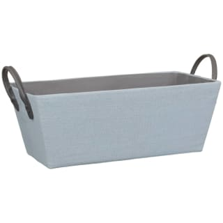 Rectangular Storage Basket - Blue