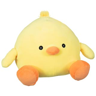 Cuddly Plush Easter Chick