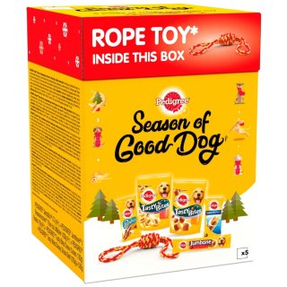 Pedigree Christmas Gift Box