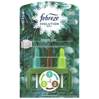 Febreze 3Volution Refill - Frosted Pine