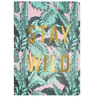 Miami Jungle Notebook - Stay Wild