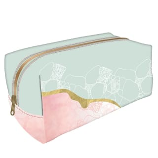 Miami Jungle Pencil Case - Mint