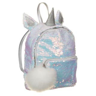 Unicorn Reversible Sequin Backpack