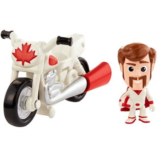 Toy Story Minis Duke & Motorcycle Figure