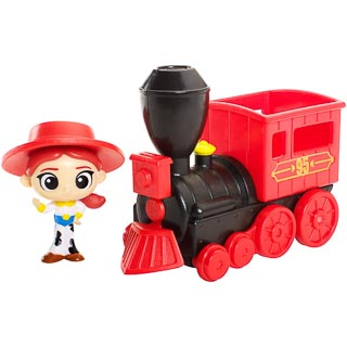 Toy Story Minis Jessie & Train Figure