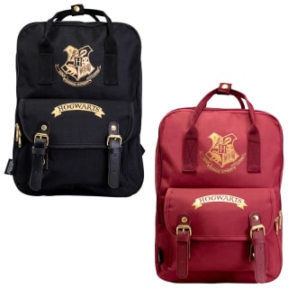 Harry Potter Deluxe Backpack - Burgundy
