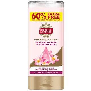 Imperial Leather Shower Cream 400ml - Passion Flower
