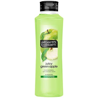 Alberto Balsam Shampoo 350ml - Juicy Green Apple