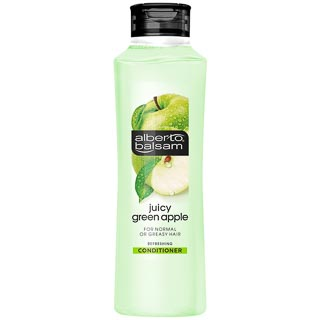 Alberto Balsam Conditioner 350ml - Juicy Green Apple