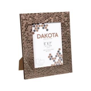 "Dakota Photo Frame 5 x 7"" - Bronze"