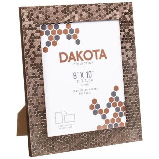 "Dakota Photo Frame 8 x 10"" - Bronze"