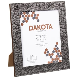 "Dakota Photo Frame 8 x 10"" - Grey"