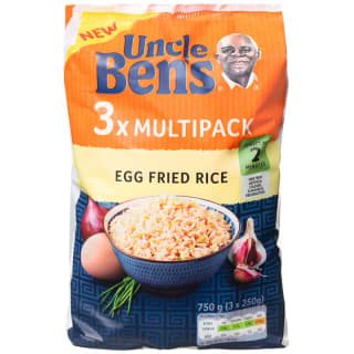 Uncle Ben's Egg Fried Rice 3pk