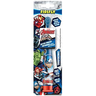 Marvel Avengers Electric Toothbrush - Captain America