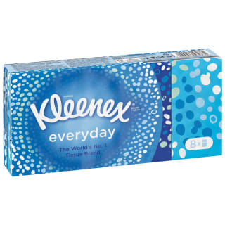 Kleenex Everyday Hanks 8pk