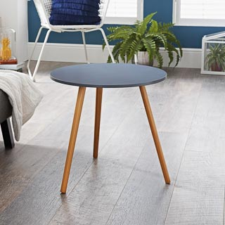 Bjorn End Table - Grey