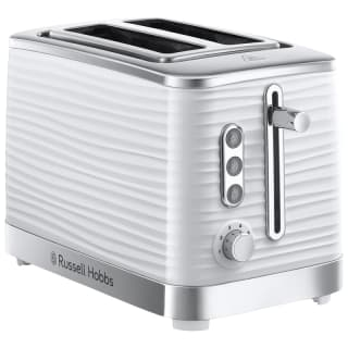 Russell Hobbs Inspire Two-Slice Toaster - White