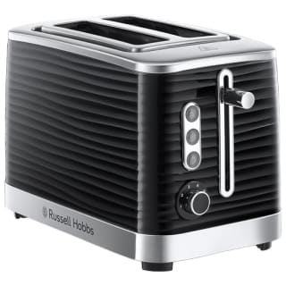 Russell Hobbs Inspire Two-Slice Toaster - Black