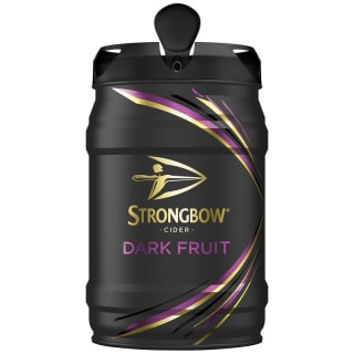 Strongbow Cider Dark Fruit Keg 5L