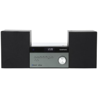 Goodmans CD Microsystem with Bluetooth