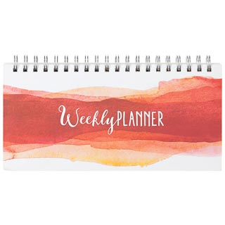 Weekly Planner - Watercolour