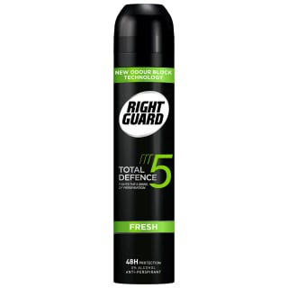 Right Guard Total Defence 5 Fresh Anti-Perspirant 250ml